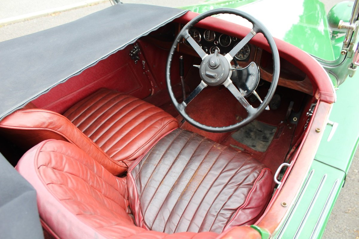 Riley 12/4 Lynx 1936 - To be auctioned 25-10-19 For Sale by Auction (picture 3 of 6)