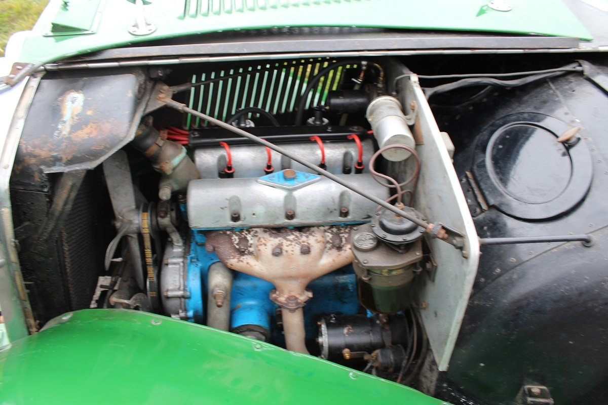 Riley 12/4 Lynx 1936 - To be auctioned 25-10-19 For Sale by Auction (picture 5 of 6)