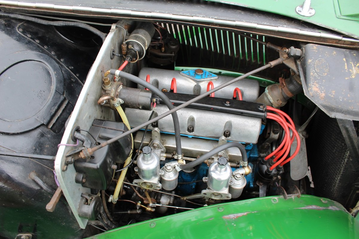 Riley 12/4 Lynx 1936 - To be auctioned 25-10-19 For Sale by Auction (picture 6 of 6)
