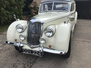 Riley RMB Sports saloon 2.5 Litre  1951 For Sale