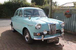 1962 Riley 1.5 Mk 3