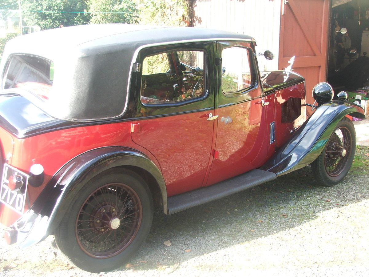 1932 Riley 9 Monaco For Sale (picture 2 of 6)