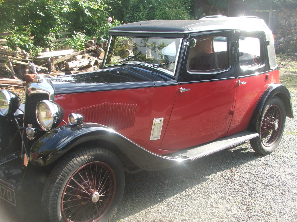 1932 Riley 9 Monaco For Sale (picture 3 of 6)