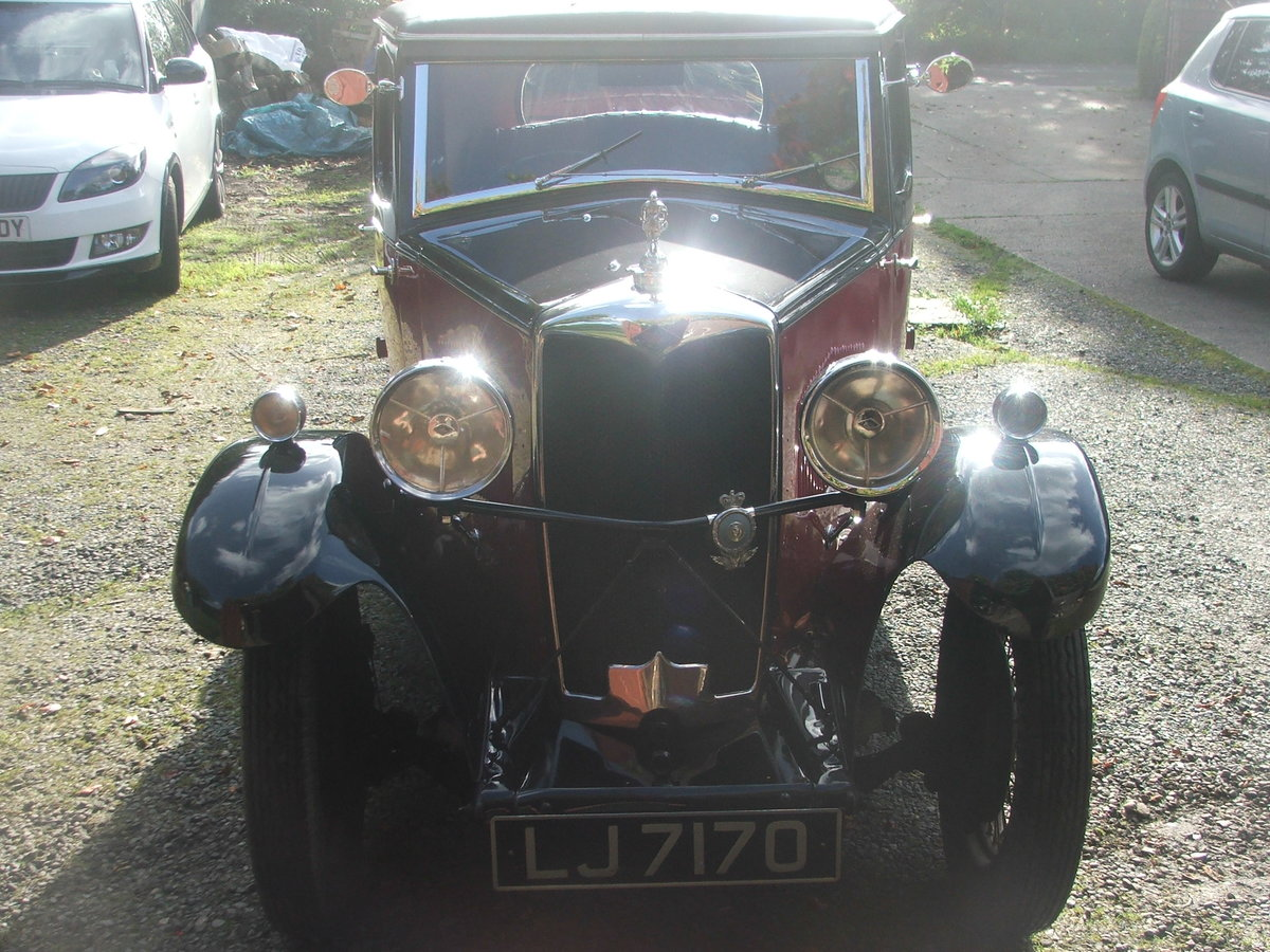 1932 Riley 9 Monaco For Sale (picture 4 of 6)