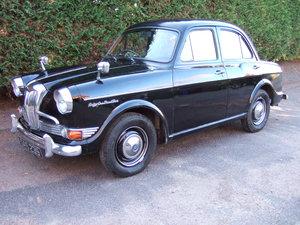 1961 Riley 1.5