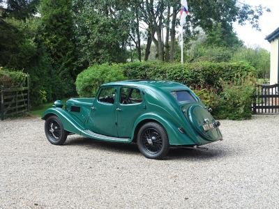 1935 Riley 12/4 Kestrel For Sale by Auction (picture 2 of 6)