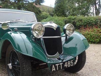 1935 Riley 12/4 Kestrel For Sale by Auction (picture 3 of 6)