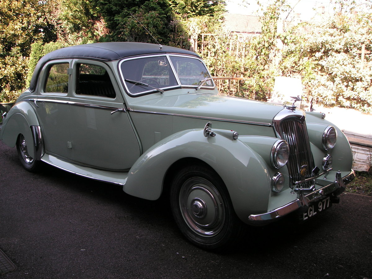 1955 Riley RME 1.5 litre For Sale (picture 1 of 4)