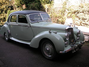 1955 Riley RME 1.5 litre