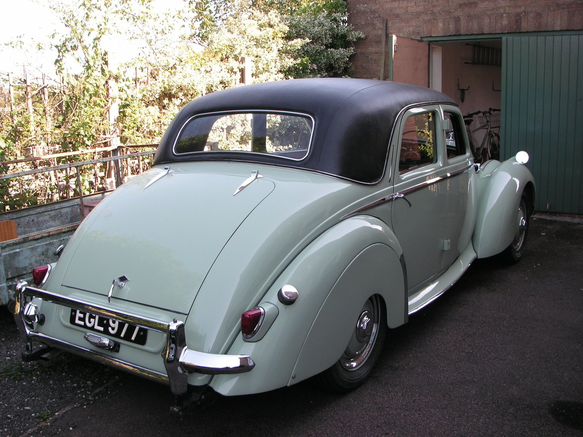 1955 Riley RME 1.5 litre For Sale (picture 2 of 4)