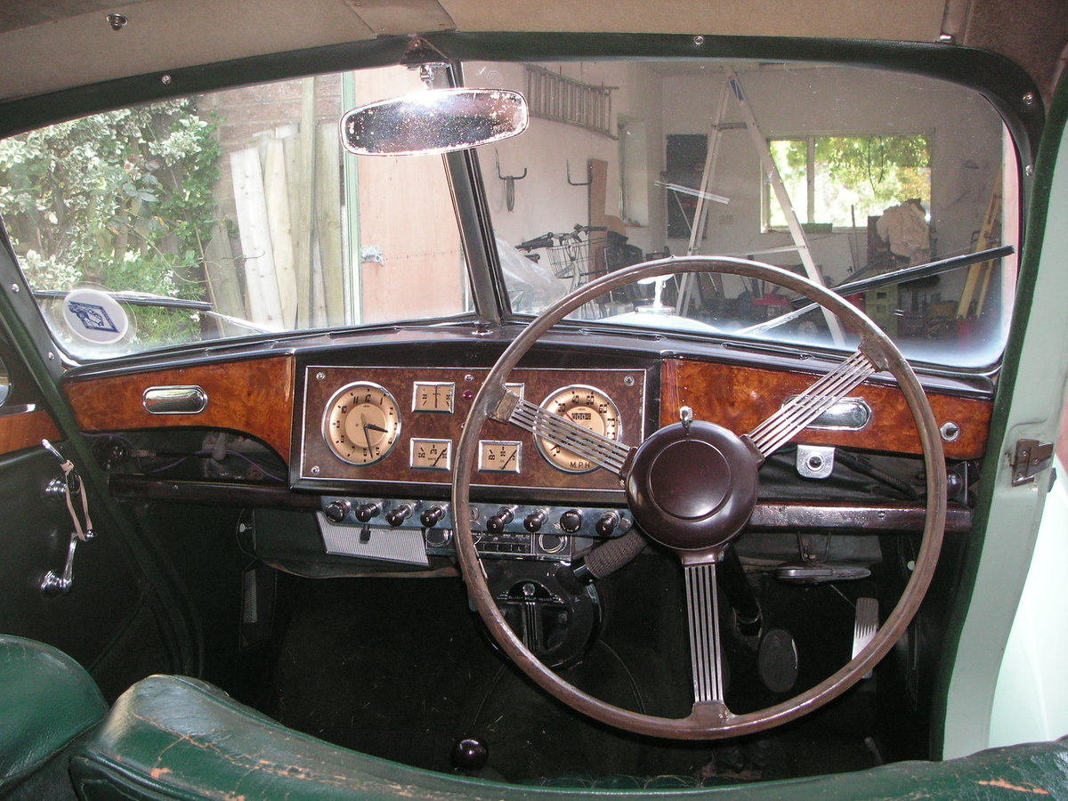 1955 Riley RME 1.5 litre For Sale (picture 4 of 4)
