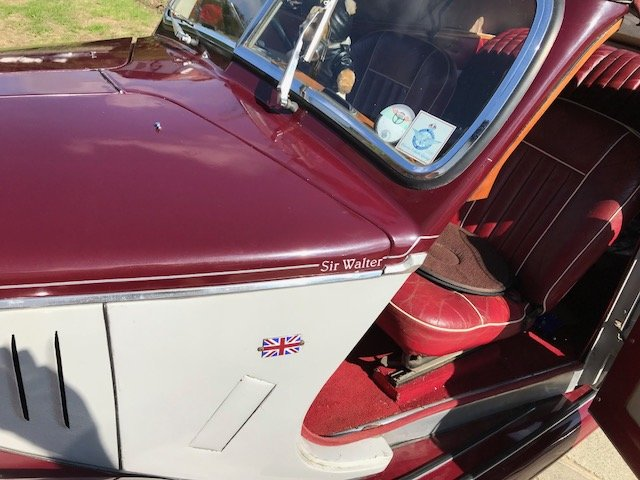 1949 Riley RM Special Cabriolet known as
