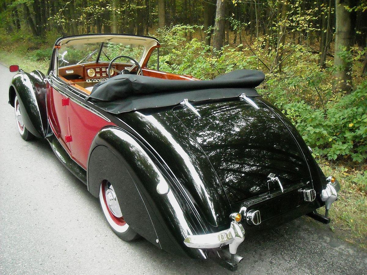 Cars in 1950