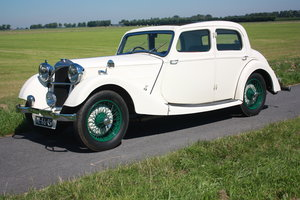 Riley 12/4 Sprite Continental Touring 1937