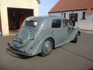 1936 Riley merlin For Sale