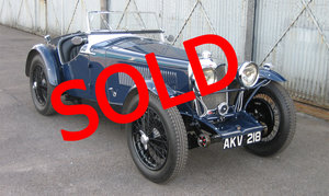 Riley Sprite prototype, 1935 For Sale