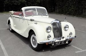 1950 Riley RMD Drophead Coupe For Sale by Auction
