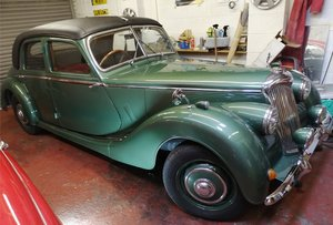 1951 Riley RMB 2.5 litre Saloon. Fully restored! For Sale