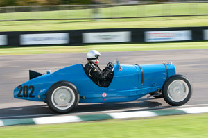 A REAL Brooklands racing car......