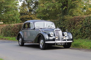 1953 Riley RME 1.5 Saloon - Beautifully restored For Sale