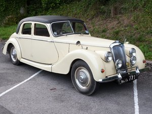 1953 Riley RMF saloon For Sale by Auction