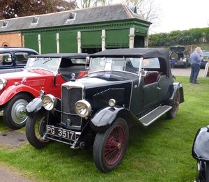 1929 Riley 9 MK4 Special Vintage  For Sale