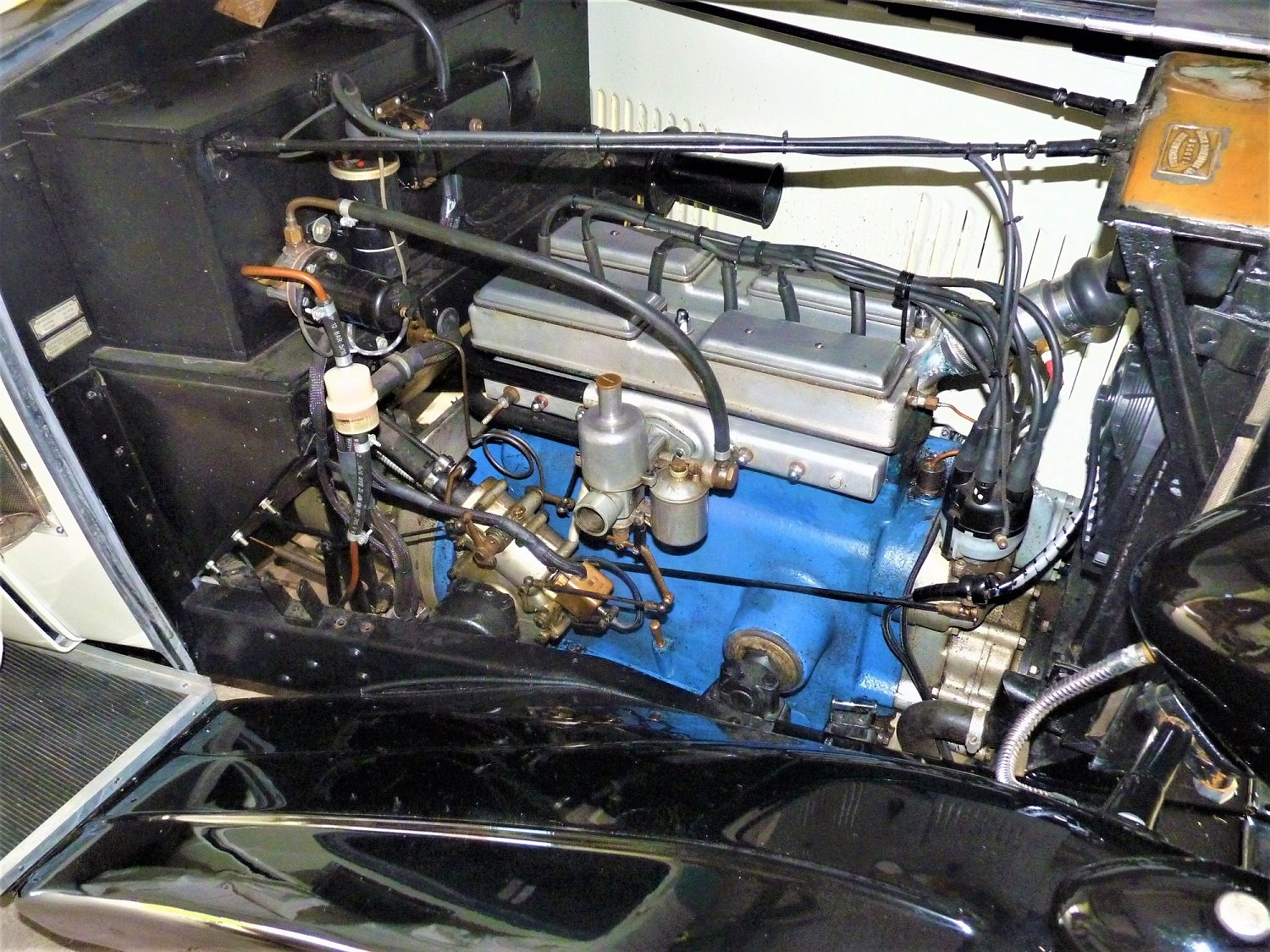 1931 Riley 14/6 Alpine - restored SOLD (picture 5 of 6)