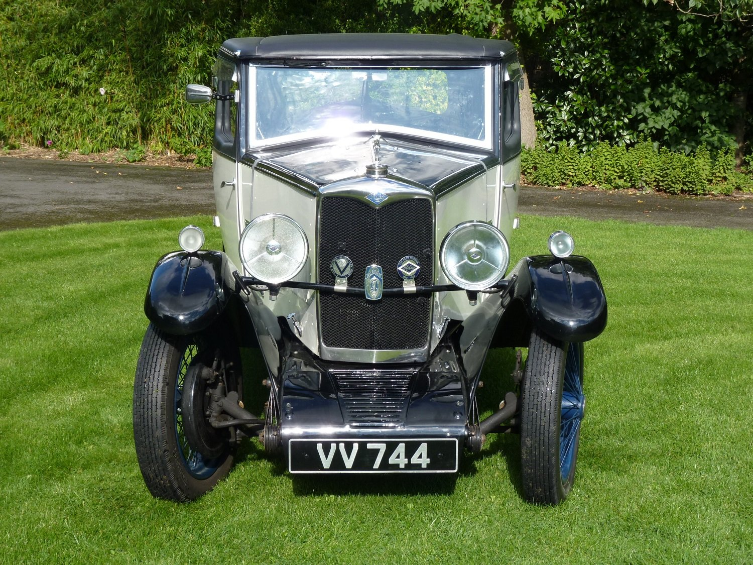 1931 Riley 14/6 Alpine - restored SOLD (picture 6 of 6)