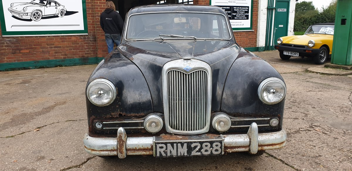 1956 Riley Pathfinder for restoration For Sale (picture 2 of 6)