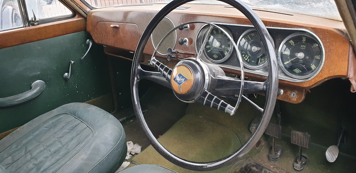 1956 Riley Pathfinder for restoration For Sale (picture 5 of 6)