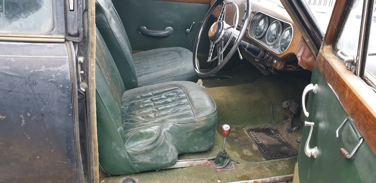 1956 Riley Pathfinder for restoration For Sale (picture 6 of 6)