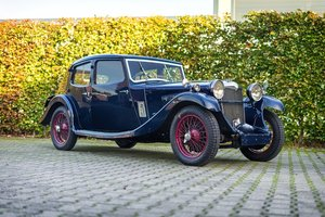 1934 Riley 12/6 Kestrel For Sale