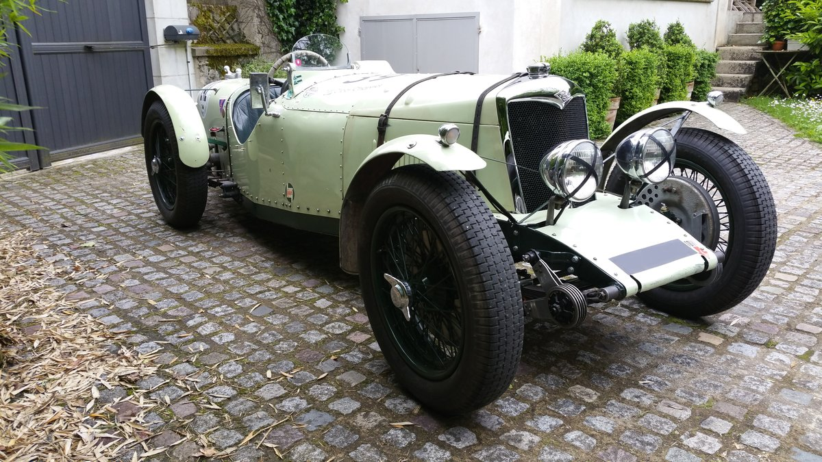 1934 Riley sprite tt rep  For Sale (picture 1 of 6)