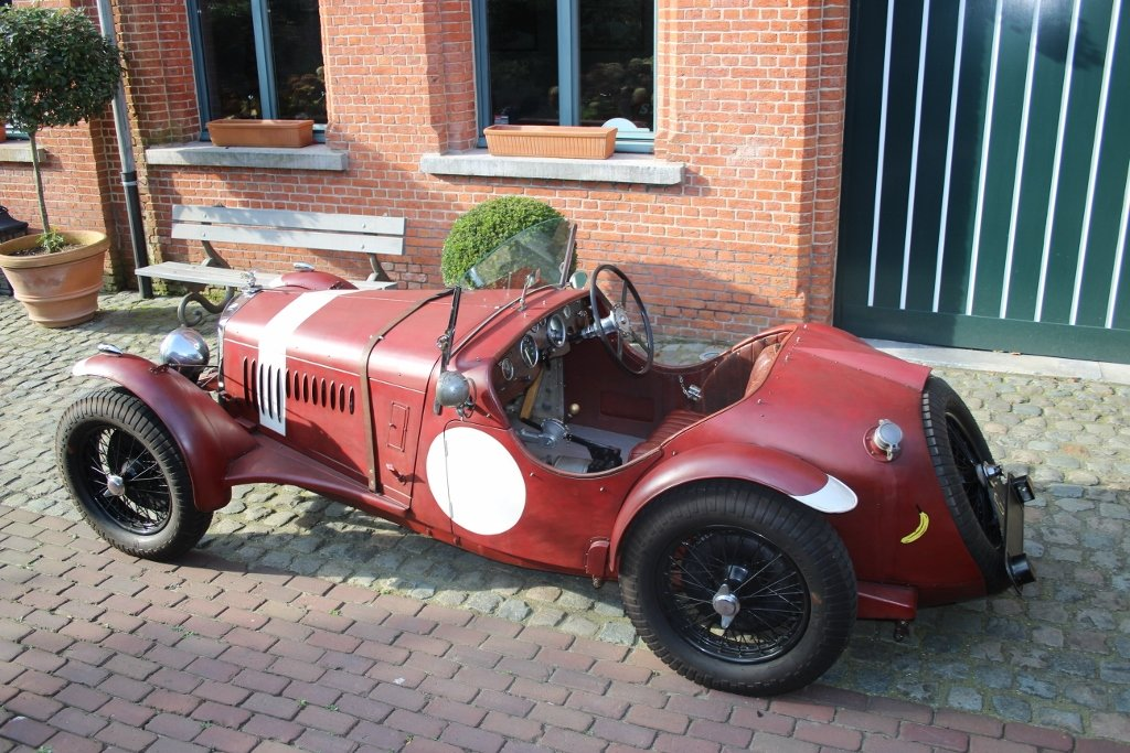 Stunning RHD Riley 15/6 Special from 1936 For Sale (picture 2 of 6)