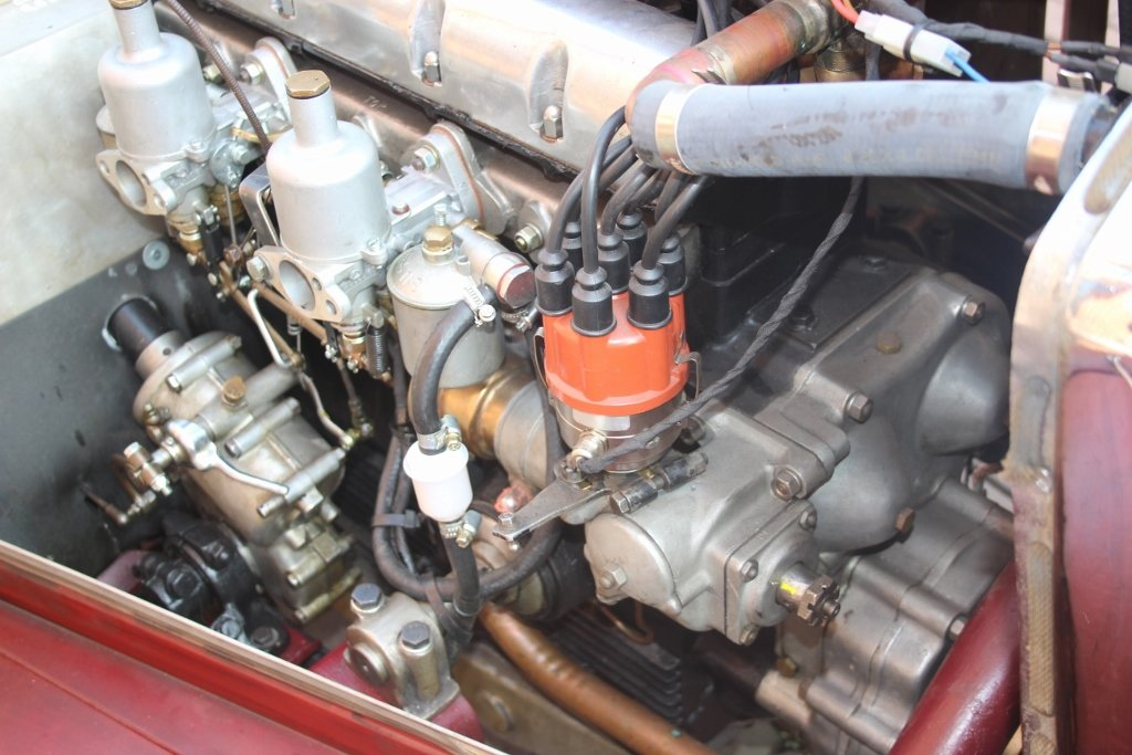Stunning RHD Riley 15/6 Special from 1936 For Sale (picture 4 of 6)