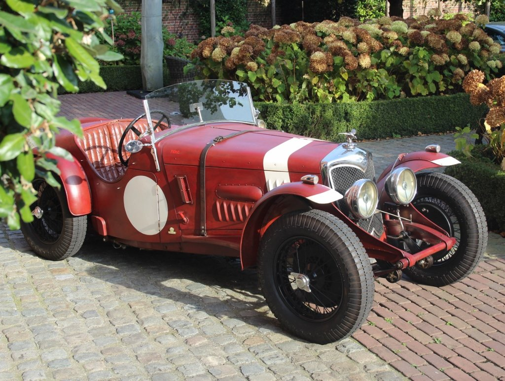 Stunning RHD Riley 15/6 Special from 1936 For Sale (picture 6 of 6)