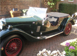 1933 RILEY 9 LYNX For Sale