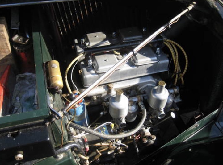 1933 RILEY 9 LYNX For Sale (picture 1 of 2)