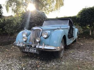 1949 Riley 2.5 Litre RMC For Sale by Auction