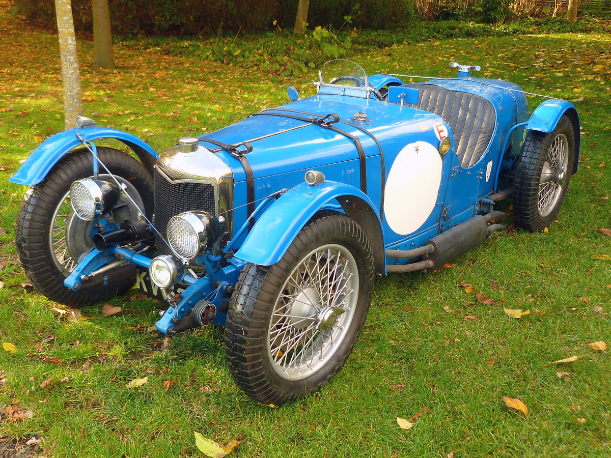 Riley Nine Brooklands Le Mans, 1932 For Sale (picture 1 of 6)