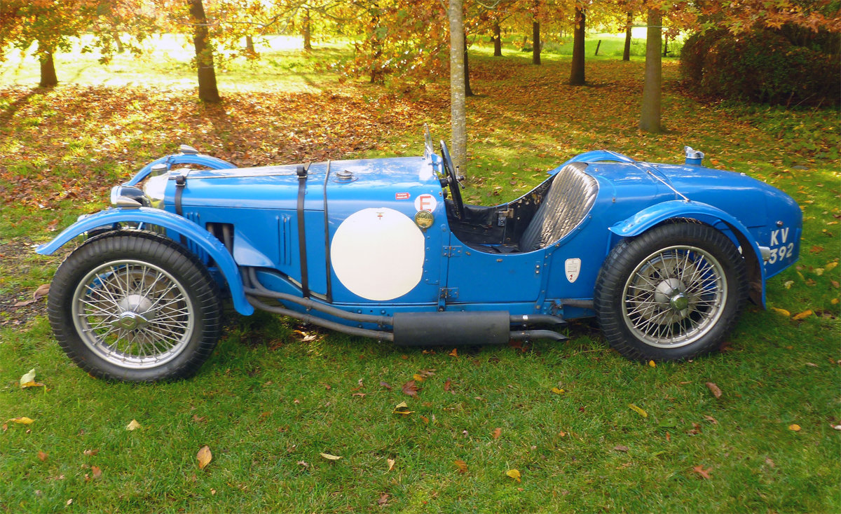 Riley Nine Brooklands Le Mans, 1932 For Sale (picture 2 of 6)
