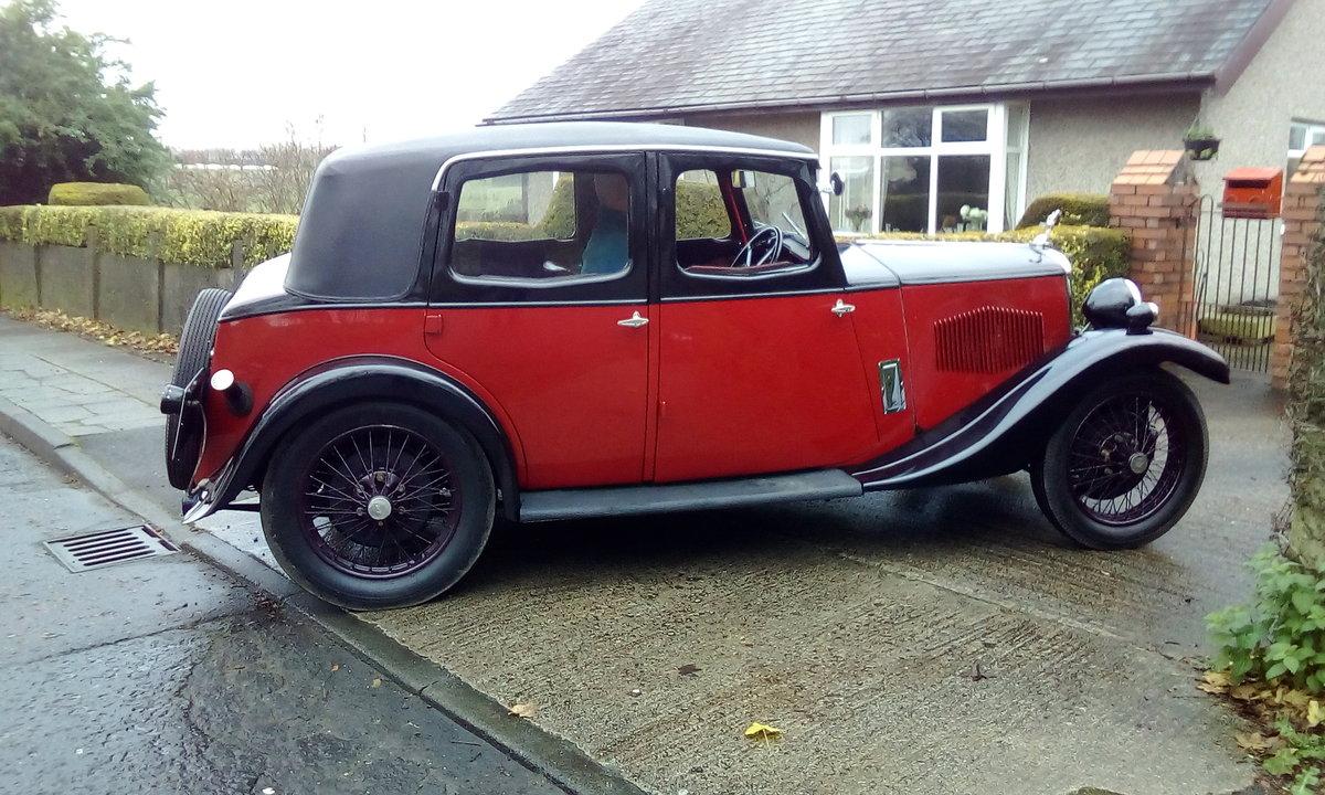 1933 Riley 9 Monaco For Sale (picture 5 of 6)