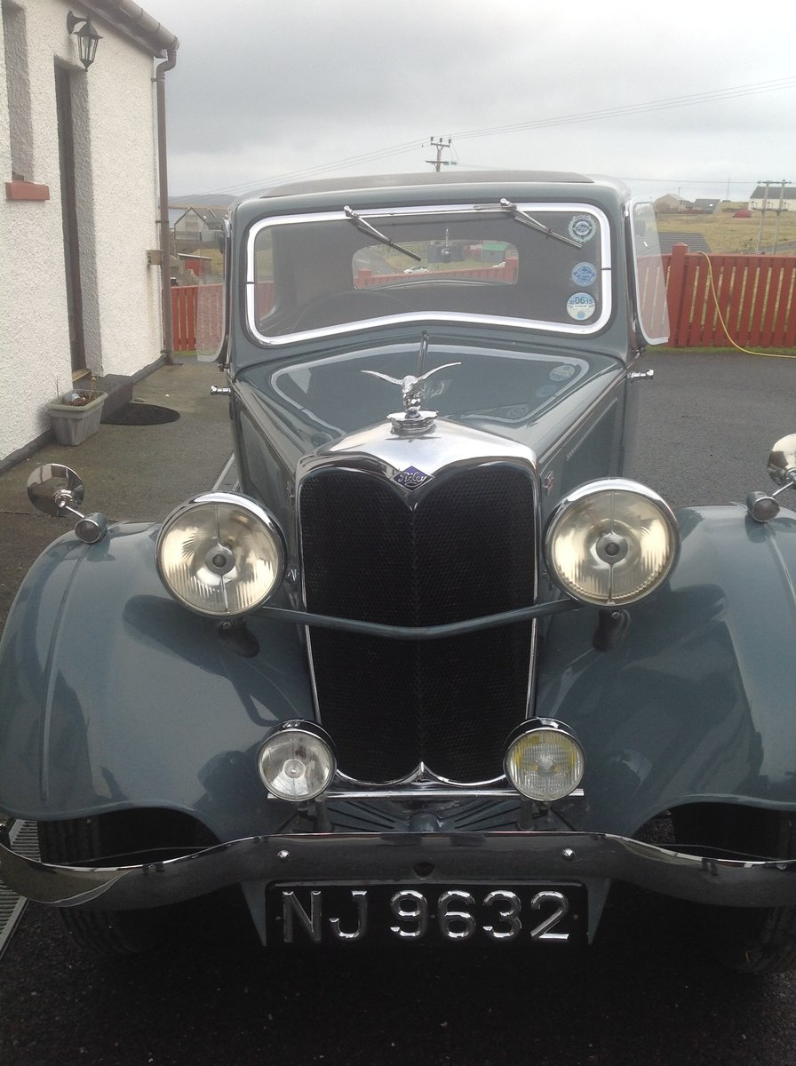 1936 Riley merlin For Sale (picture 1 of 6)