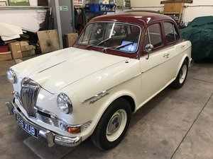1961 Riley 1.5 with many sensible upgrades - Superb