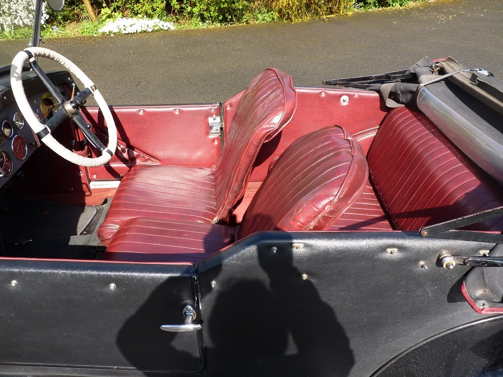 1929 Vintage Riley 9 Tourer Special For Sale (picture 3 of 6)