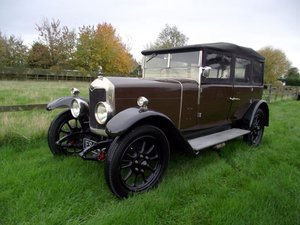 1925 Riley 11.9 HP Tourer.