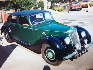 1948 RMA saloon For Sale