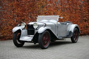 1932 Riley 9 Gamecock – Original Zustand