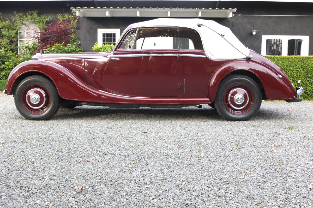 1951 Riley RMD  For Sale (picture 1 of 6)