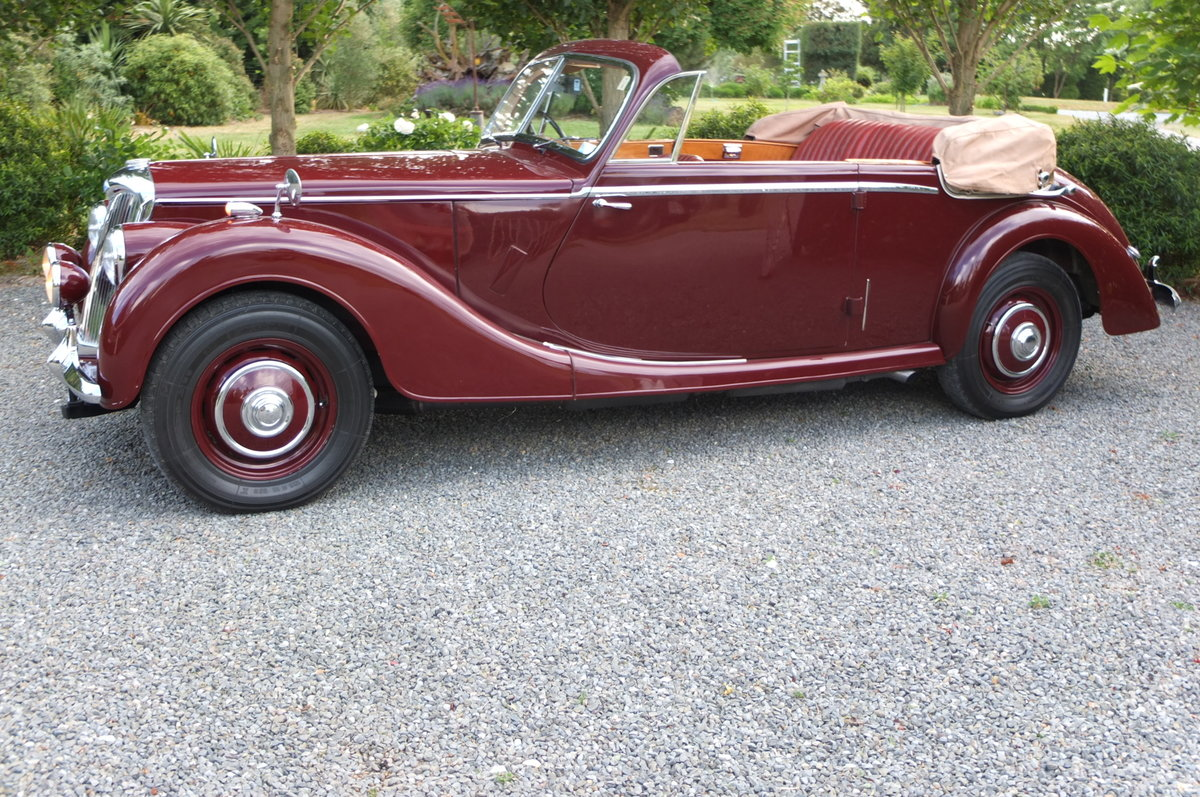 1951 Riley RMD For Sale (picture 3 of 6)